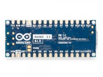 Arduino Nano 33 BLE - tył