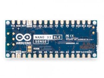 Arduino Nano BLE Sense - tył