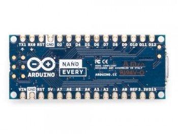Arduino Every - tył