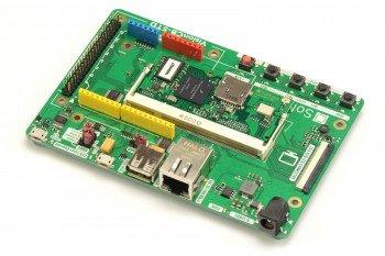 Czym są moduły SOM? Przykład na bazie VisionSOM-6ULL