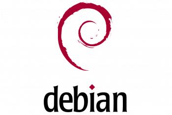 Logo projektu Debian
