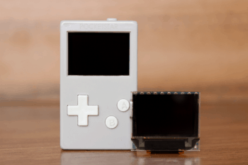Miniaturowa konsola