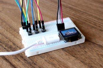 Łatwe łączenie modułu z płytką stykową