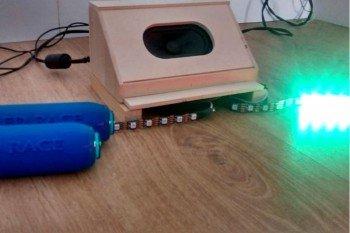 Nowa wersja z taśmą LED chowaną w obudowie