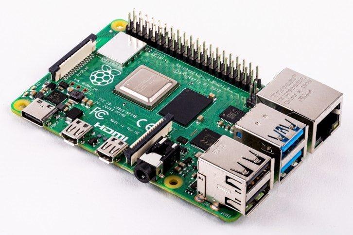 Nowe Raspberry Pi 4 w pełnej okazałości