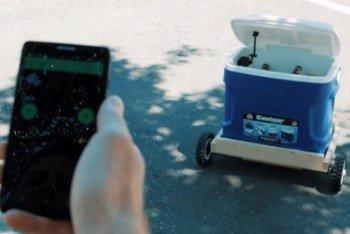 Mobilna lodówka DIY, która będzie Was śledzić dzięki Arduino