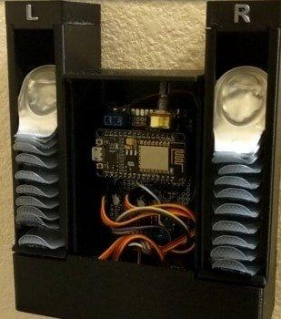 Elektronika ukryta w obudowie