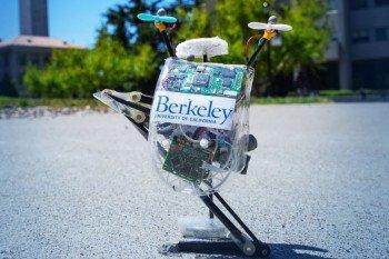 Nowa wersja robota Salto skacze jeszcze wyżej i szybciej