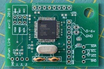 Fragment niezbędnej elektroniki