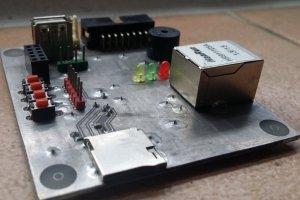 Płytka prototypowa PIC32MX440F512H