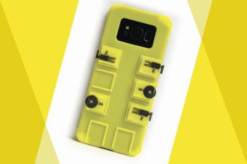 Jak dodać mechaniczne przyciski do telefonu (bez elektroniki)?