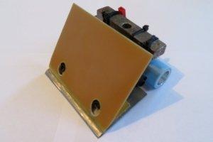 RoDAP - robot minisumo