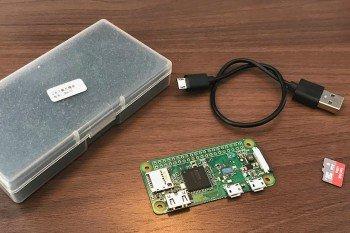 Wymagane części elektroniczne wraz z wyświetlaczem