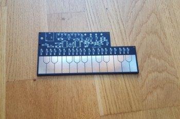 Płytka PCB wykonana przez zewnętrzną firmę