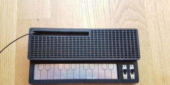 Stylofon, czyli organki retro na NE555 w wersji DIY