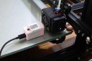 Poziomowanie stołu drukarki 3D za pomocą tensometru