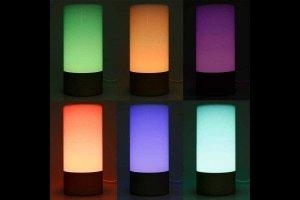 Lampka nocna RGB WiFi w stylu Xiaomi
