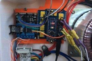 Zdalny moduł RS485 do Sterownika Bramy HB5