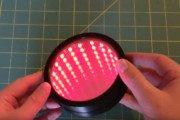 Kolorowa podkładka RGB (z efektem nieskończoności)
