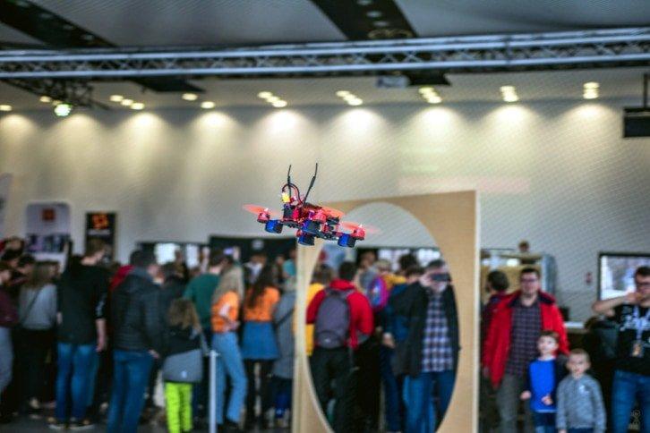 Wyścigi dronów