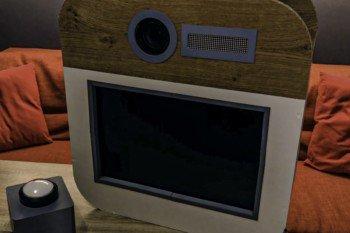 Oryginalna budka fotograficzna DIY sterowana przez Arduino