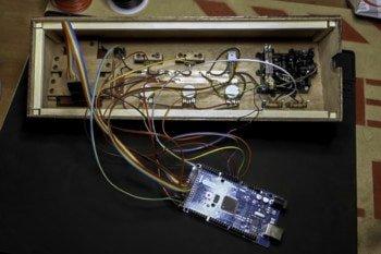 Elektronika kontrolera