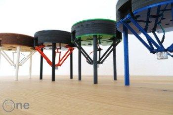 One, czyli miniaturowy robot typu delta z Arduino UNO