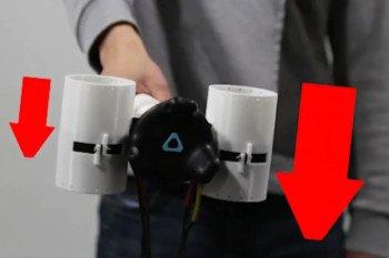 Jak działa siłowe sprzężenie zwrotne dla VR?