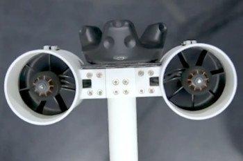 Urządzenie wyposażone jest w dwa wentylatory