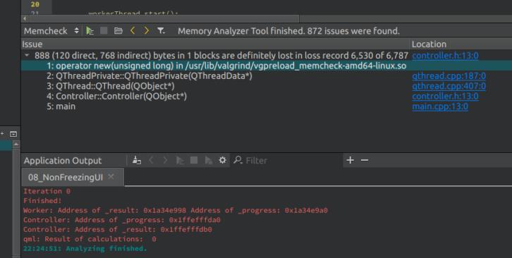 Memory Analyzer Tool