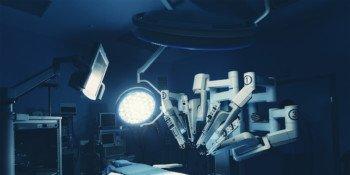 Robotyka to kolejna ewolucja na sali operacyjnej