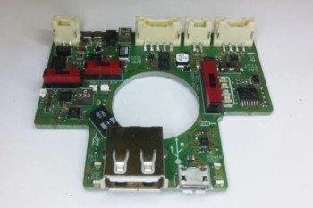 Gotowa płytka PCB