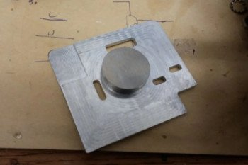 Radiator chłodzący diodę LED