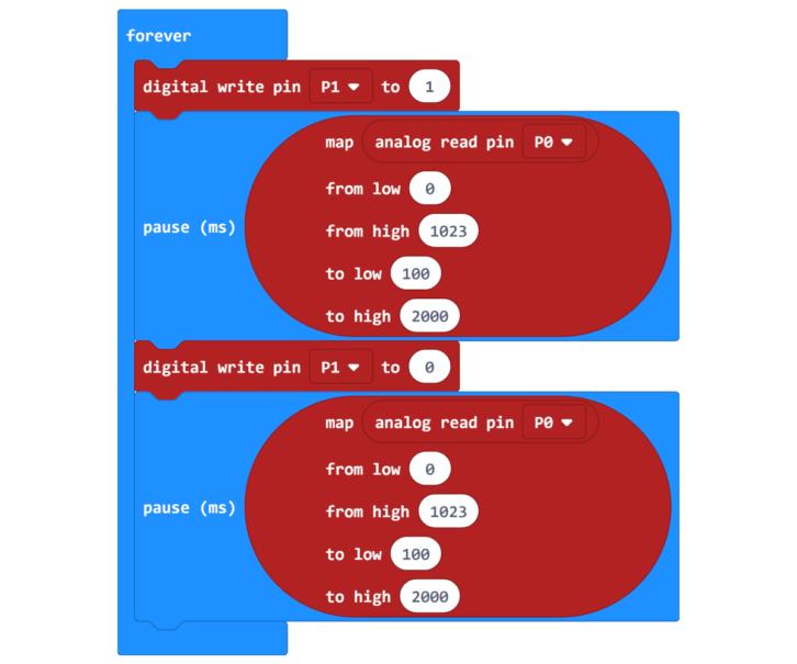 Zastosowanie bloczka map w praktyce