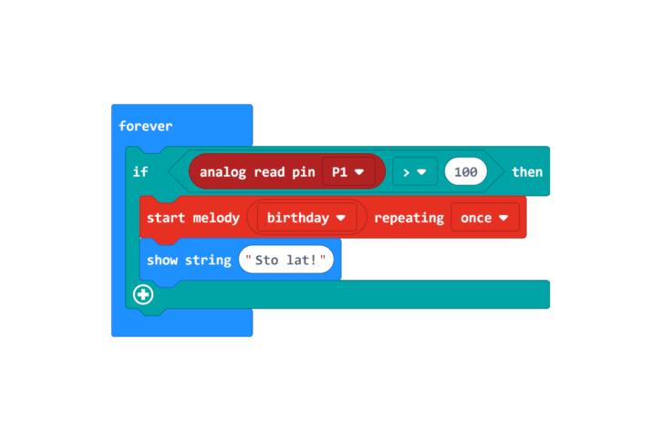 Program elektronicznej kartki urodzinowej