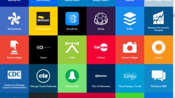 Lista dostępnych usług i serwisów