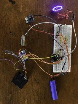 …i jego układ elektroniczny
