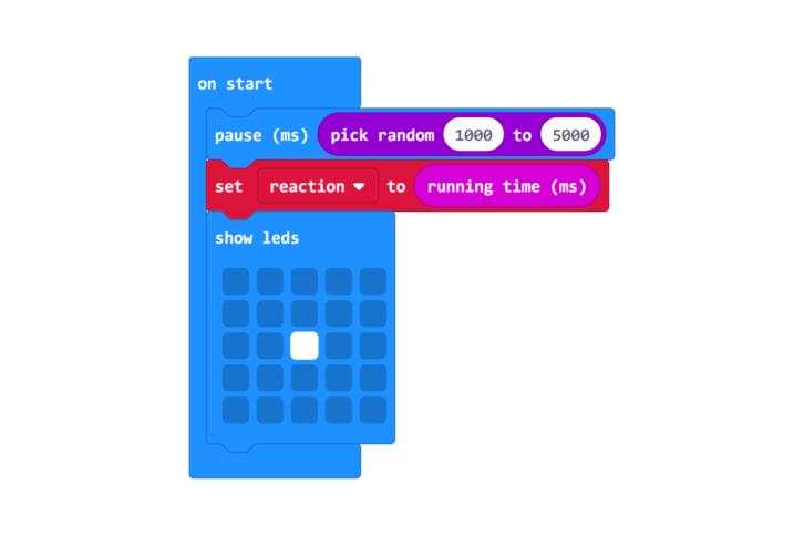 Zmodyfikowana wersja początkowej części programu