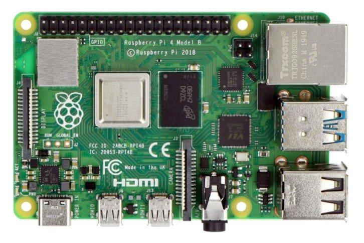 Raspberry Pi 4 z 8 GB - najnowsza wersja malinki