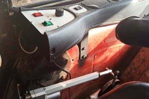 EHR - system sterowania tylnim zaczepem ciągnika