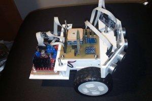 Autonomiczny robot z GPS