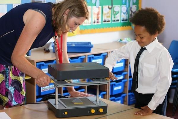 Przykładowe wykorzystanie urządzenia w szkole