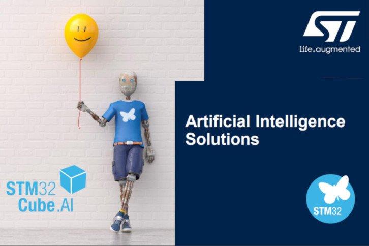 X-CUBE-AI, czyli sztuczna inteligencja na STM32