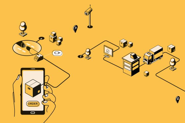 Skomplikowane systemy nowoczesnej logistyki wymagają integracji licznych rozwiązań