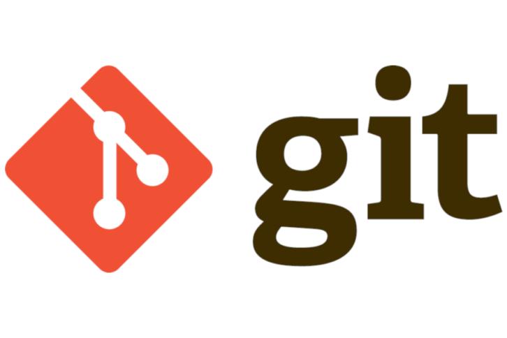 Logotyp projektu Git