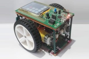 Micromouse Robot - robot typu micromouse