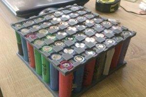 Pakiet 18650 7s7p zamiast akumulatora 24V