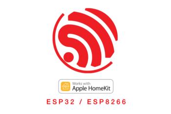 Układy Espressif ze wsparciem dla HomeKit