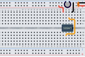 Krok 3: połączenie C4, R2 i diody 1N4148