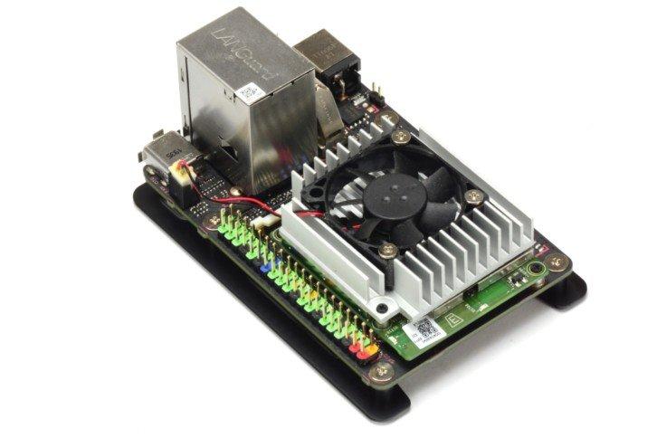 Płytka Asus Tinker Edge T jest wyposażona w złącze GPIO, znane z Raspberry Pi